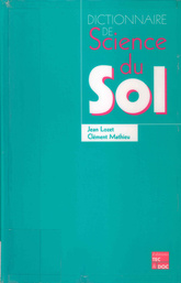 Dictionnaire science du sol